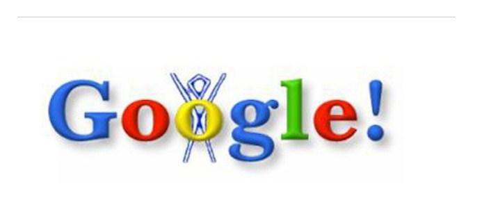 google 1st doodle